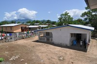Mercy Orphanage buildings